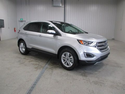 New 2016 Ford Edge SEL AWD