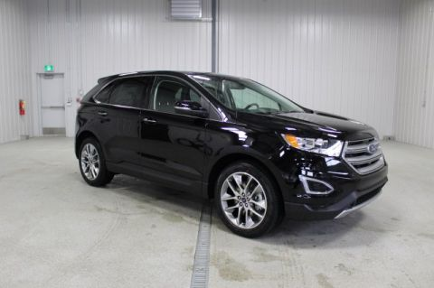 New 2017 Ford Edge Titanium AWD