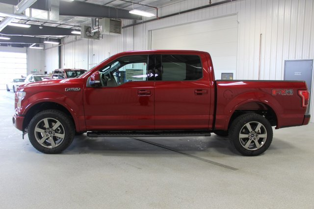new 2017 ford f 150 lariat sport crew cab pickup in moose jaw fs7241 knight ford lincoln. Black Bedroom Furniture Sets. Home Design Ideas