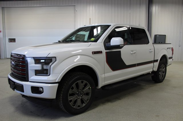 new 2017 ford f 150 lariat sport special edition crew cab pickup in moose jaw fs7183 knight. Black Bedroom Furniture Sets. Home Design Ideas