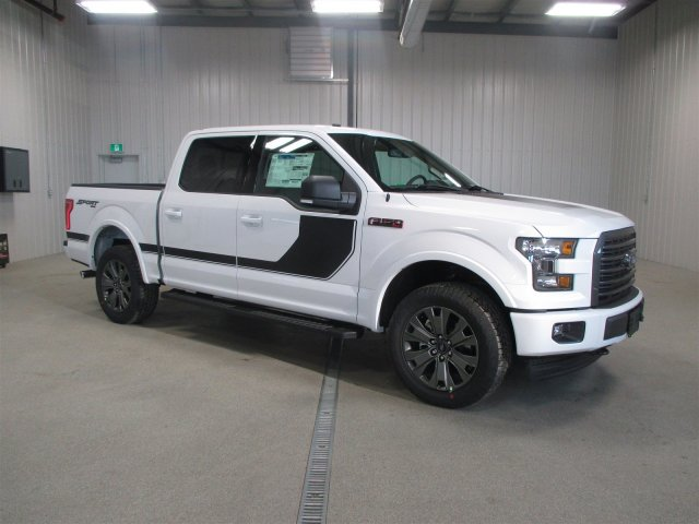 new 2017 ford f 150 xlt sport special edition crew cab pickup in moose jaw fs7973 knight ford. Black Bedroom Furniture Sets. Home Design Ideas